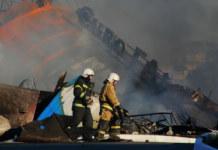 ГУ МВД России по Новосибирской области разыскивает свидетелей взрыва на АГЗС, который произошел 14 июня.