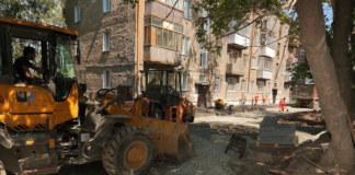 С 2017 года свыше 3 млрд рублей направили на благоустройство дворов в Новосибирской области