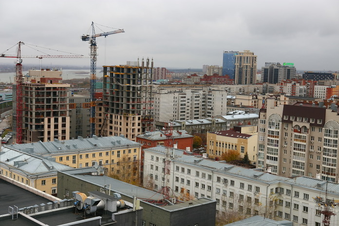 Топ -10 застройщиков по вводу жилья в 2021 составили в Новосибирске