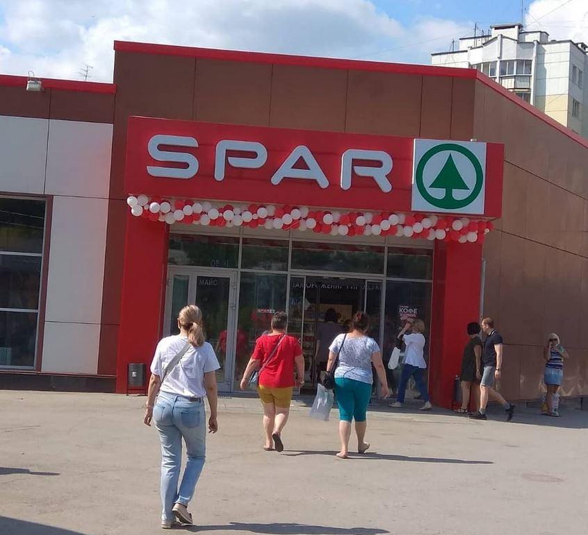 Почему новосибирцы раскритиковали новые магазины SPAR? - Фото
