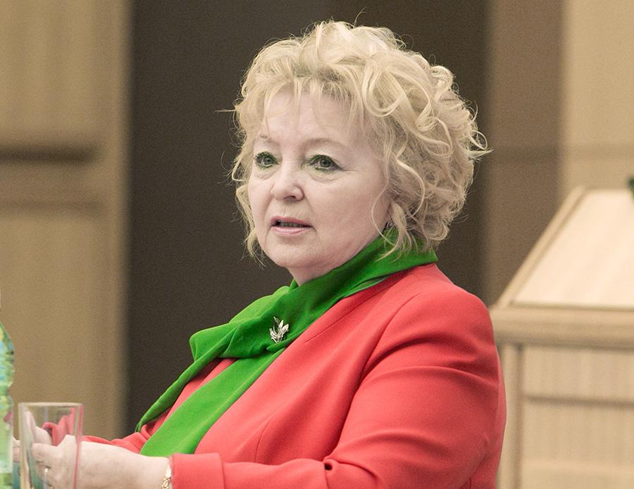 Нина Шалабаева Уполномоченный по правам человека в Новосибирской области