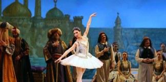 Юбилей новосибирского балета