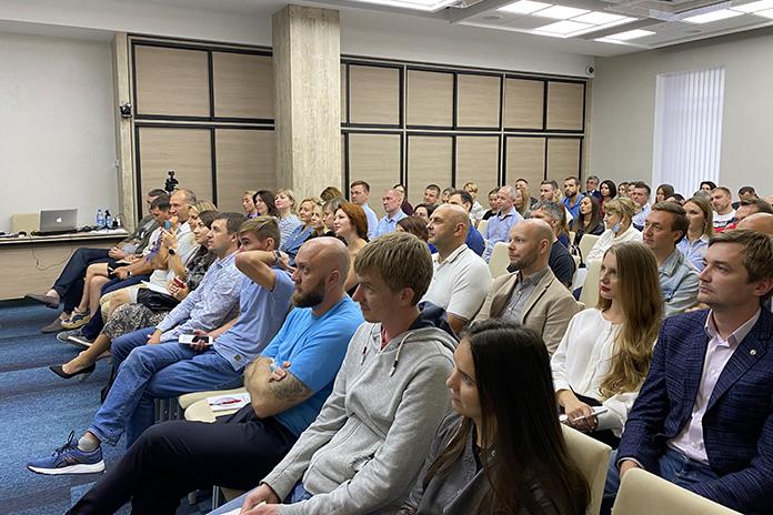Бизнес-клуб Дмитрия Педенкова