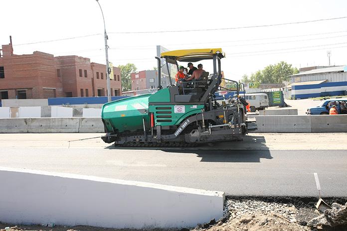 Почти 1,1 млр рублей направят на реконструкцию дороги Омск-граница Новосибирской области