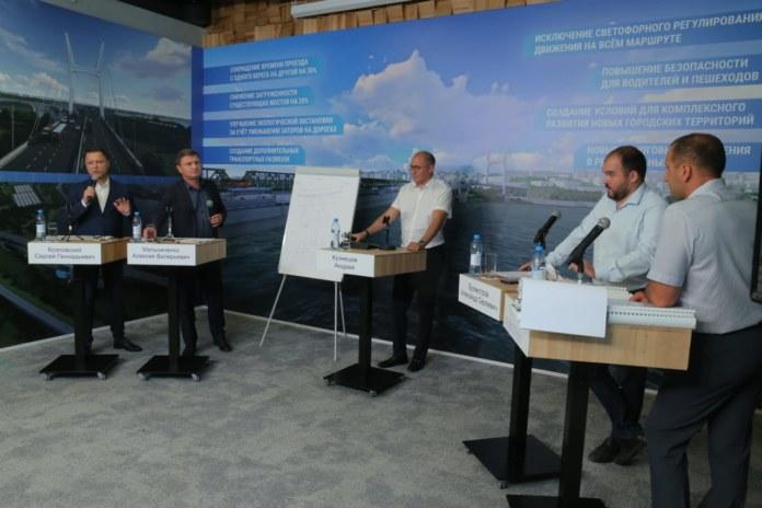 Миниатюра для: Проблемы с движением на левом берегу Новосибирска из-за строительства четвертого моста сохранятся до 2023 года