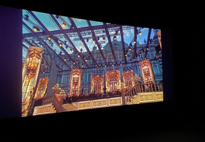 Миниатюра для: «Ростелеком» и кинотеатр «Победа» показали эксклюзивную трилогию «Классика на Дворцовой»
