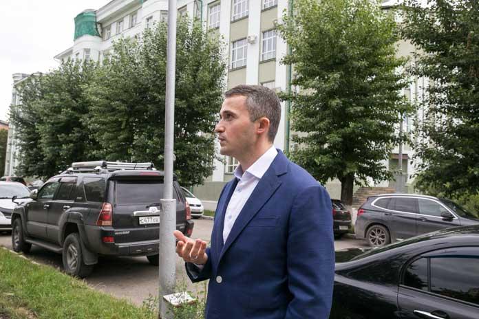 Сергей Соколов о СГУВТ