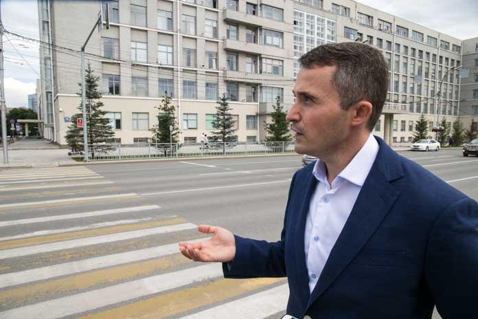 Сергей Соколов смотрит на «Бэтмен»