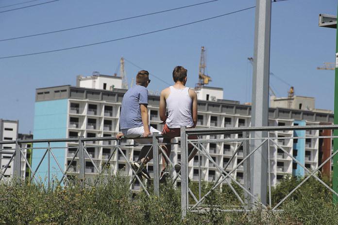 Миниатюра для: Комплекс жилых домов «Пашино Комфорт» построят в Новосибирске в рамках масштабного инвестпроекта