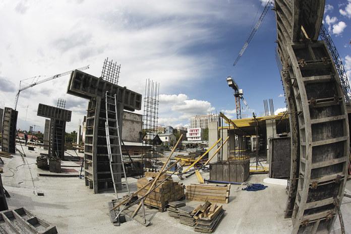 Миниатюра для: На новосибирский строительный рынок заходит крупный федеральный девелопер
