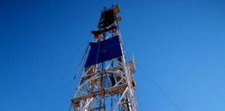 Нефтяная вышка насос буровая установка Сибирь