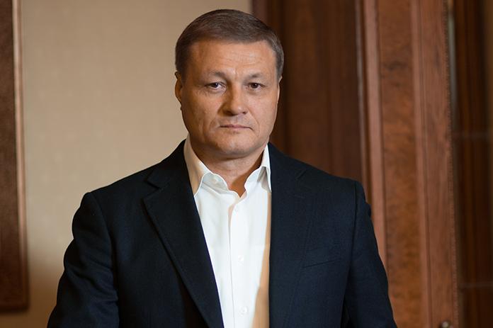 Валерий Бодренков