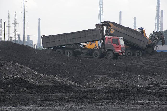 Уголь 2021
