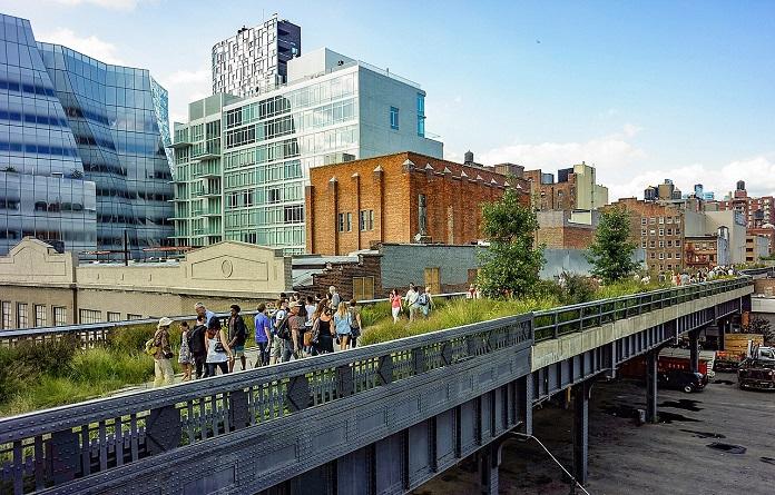 В Новосибирске создадут парк как в Нью-Йорке