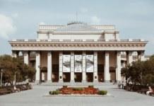 РСК-Ренессанс подрядчик на ремонт купола Новосибирского театра оперы и балета