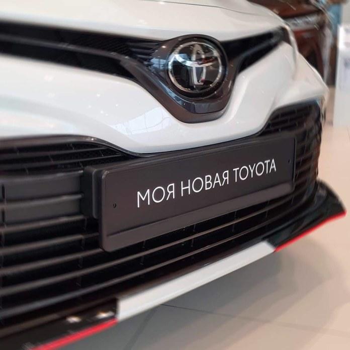 Миниатюра для: Toyota найдет нового дилера в одном из городов Сибири