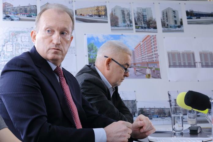 Подготовка к аукционам земли рядом с Волейбольным центром в Новосибирске начинается с конфликта - Картинка
