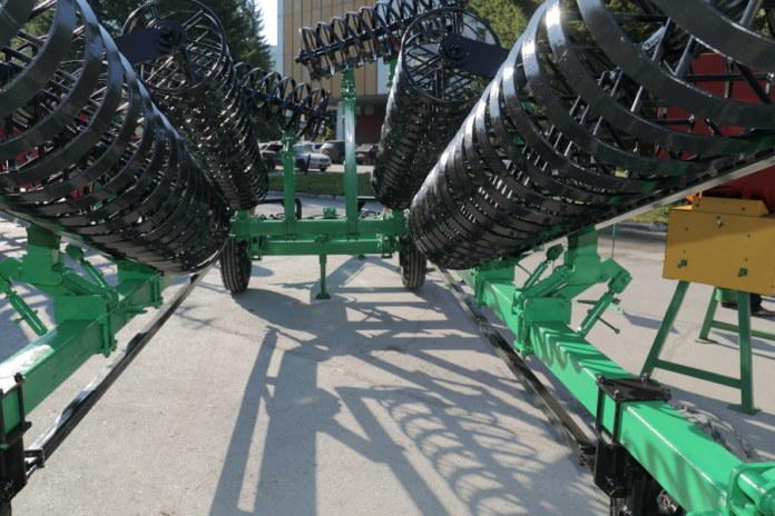 Миниатюра для: В новосибирском «Сибагротехнопарке» ввели конкурсное производство