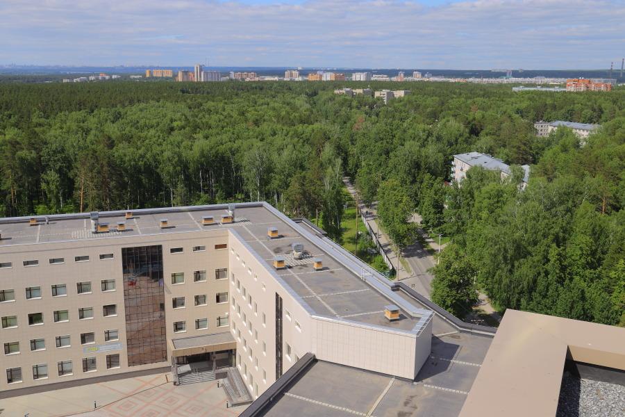 Проект кампуса НГУ