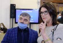 Игорь Украинцев и Наталья Пинус интервью