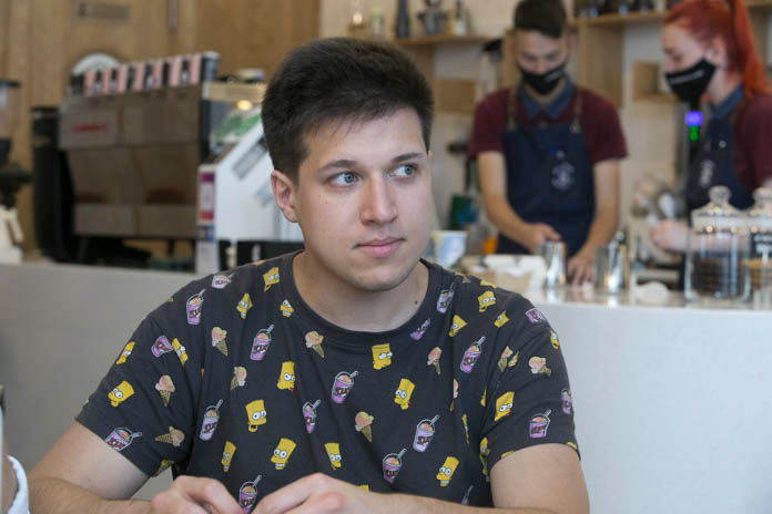 Артем Литвинцев, специалист ИТ-департамента сети кофеен «Академия Кофе»