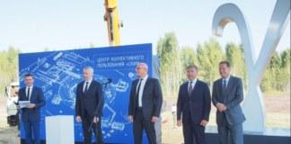 Строительство СКИФ в Новосибирской области