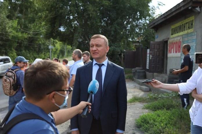 «Дорожный контроль» раскритиковал итоги ремонта дороги на проспекте Дзержинского в Новосибирске
