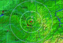 Землетрясение Кузбасс 13 августа
