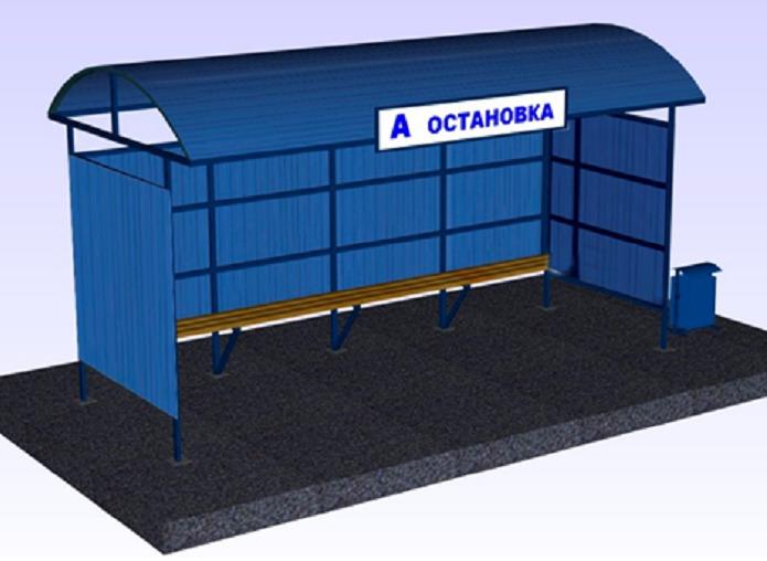 10 остановок за 6,46 млн рублей установят в Новосибирске