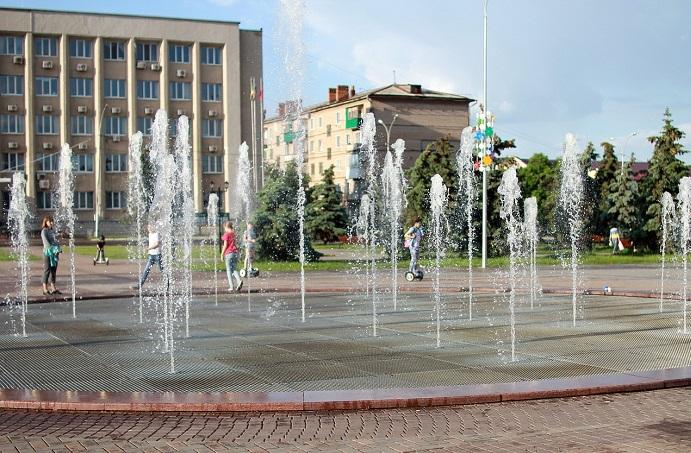 Аномальная жара в Омской области