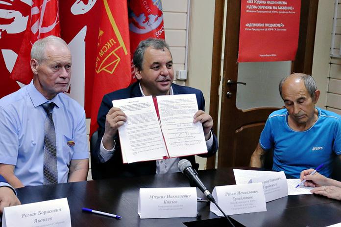 Кандидат в депутаты Госдумы РФ Ренат Сулейманов