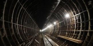 Строительство метро в Красноярске