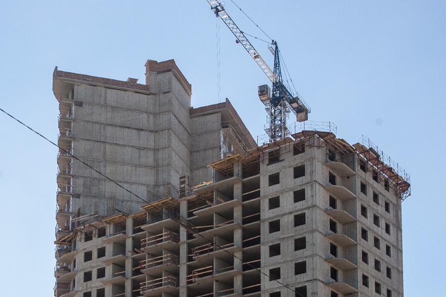 Новосибирская область лидер по темпам ввода жилья в 2021 году