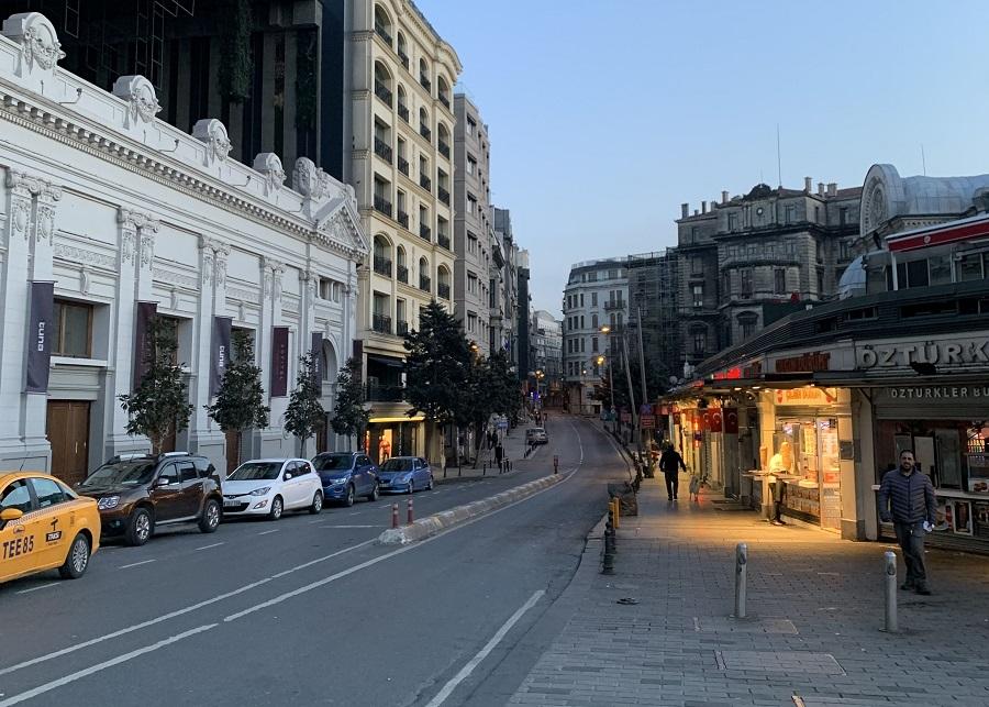 Турция туризм 1
