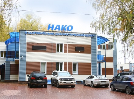Миниатюра для: Здание санатория под Новосибирском выставлено на продажу