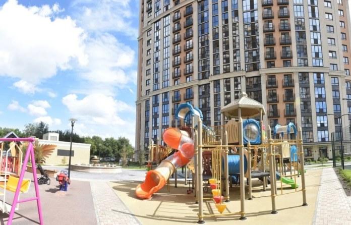 Миниатюра для: Как меняются придомовые территории в Новосибирске
