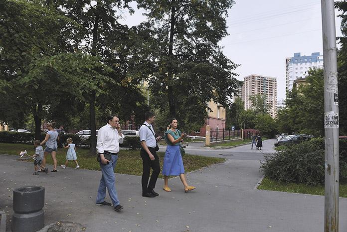 Ирина Григорьева показала свои любимые места в Новосибирске