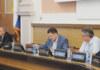 Депутаты проголосовали за то, чтобы рекомендовать Контрольно-счетной палате Новосибирска провести в 2022 году проверку работы дорожно-эксплуатационных учреждений за 2021 год