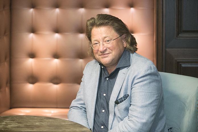 Генеральный директор Сибирской хлебной корпорации ДМИТРИЙ ТЕРЕШКОВ
