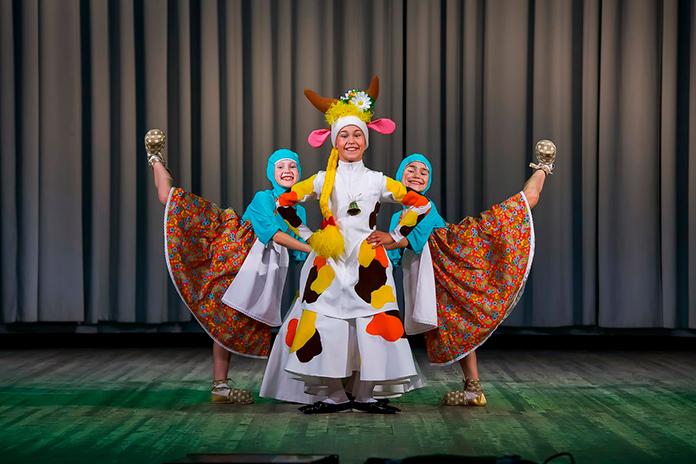 Сценические костюмы ателье Сударыня