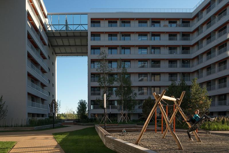 Как меняются придомовые территории в Новосибирске - Фото