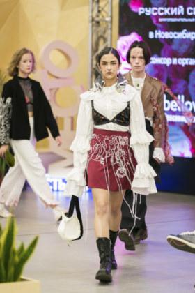 В Новосибирске выбрали лучшего дизайнера одежды - Изображение