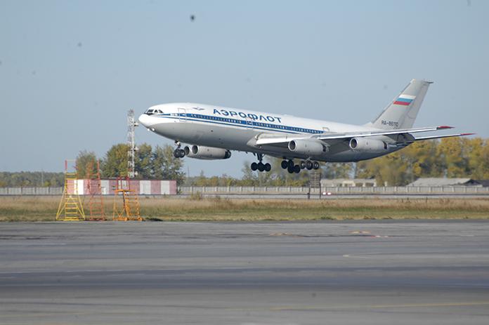 Самолёт, Аэрофлот