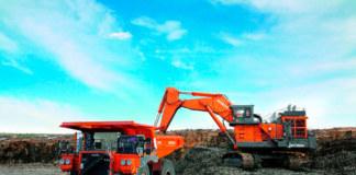 На «Разрезе Восточном» начинает работу экскаваторно-автомобильный комплекс (ЭАК)