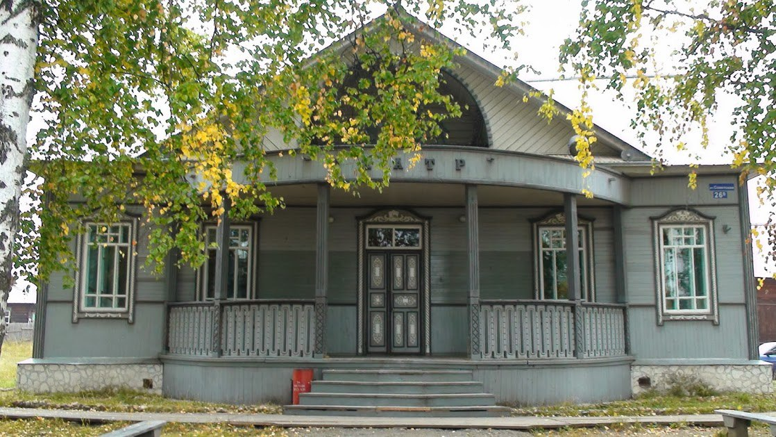 Мотыгинский театр