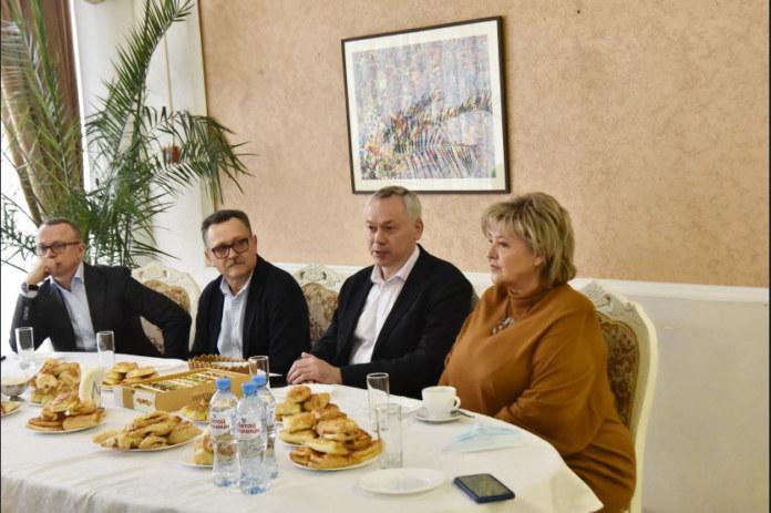 Миниатюра для: Новосибирские артисты вернулись с гастролей по Сирии