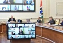 уборочная кампания в Новосибирской области 2021 год