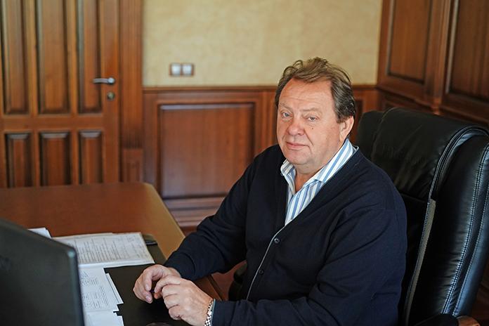генеральный директор ООО НПП «Сибэлектротерм» Виктор Кузнецов