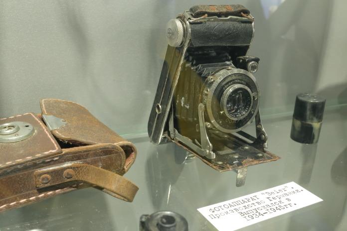 Один из фотоаппаратов