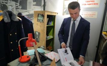 У следовательского стола Сергей Соколов